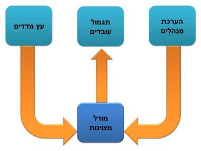 מודל מצוינות עובדים אסטרטגית